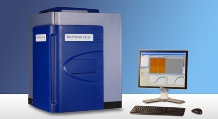 BioMark-HD System von Fluidigm.