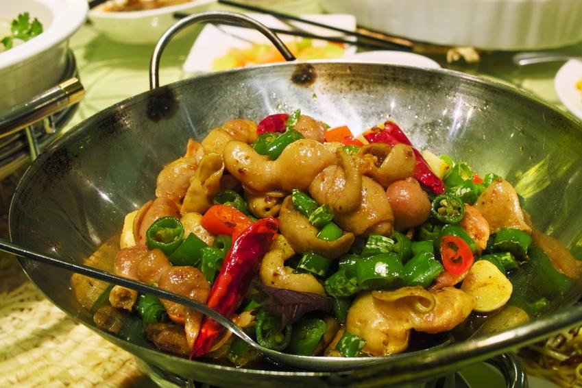 Forscher befragten fast 200.000 Männer und über 280.000 Frauen in China nach ihren Essgewohnheiten. Scharfes Essen stand bei manchen sorgar jeden Tag auf dem Tisch.