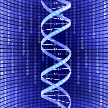 DNA-Sequenzierung (Quelle: © iStockphoto.com/Nicolas Loran)