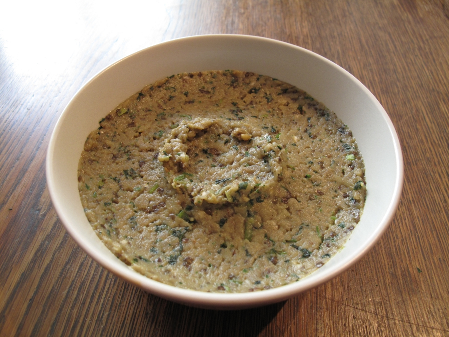 Auberginen-Kaviar