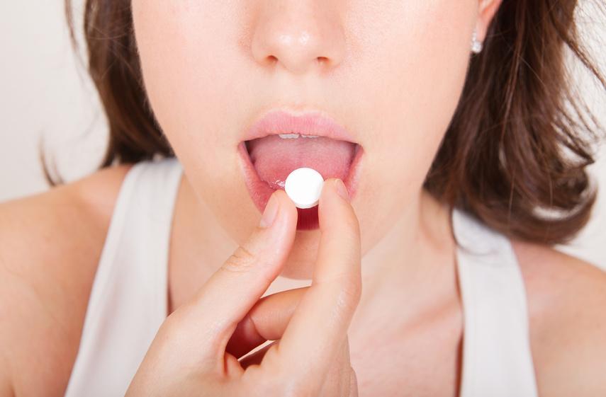 Tablette oder Apfel?