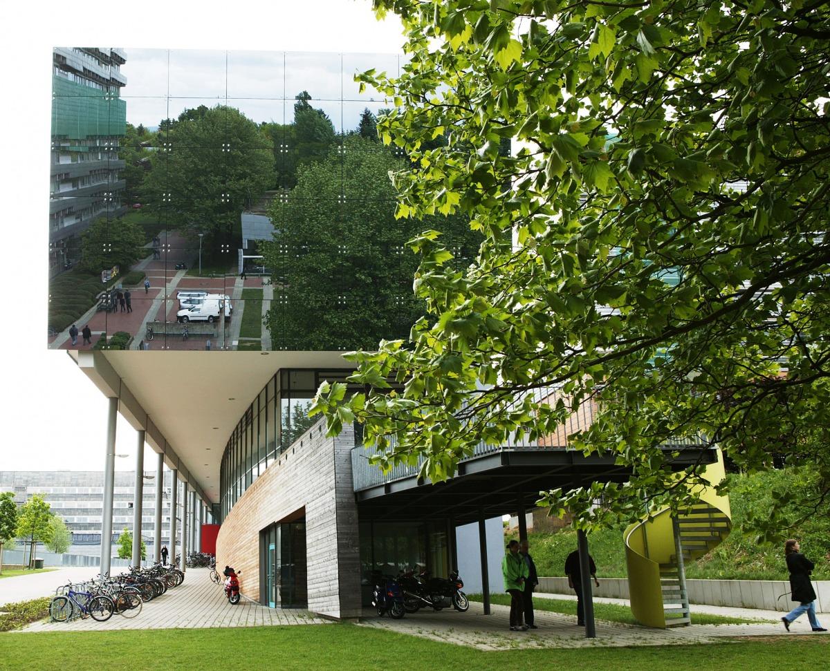 Interdisziplinäres Forschungszentrum der Uni Gießen. (Bild: © Universität Gießen)