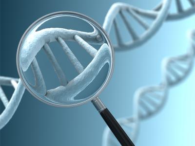Moderne Biowissenschaften nehmen die Doppelhelix-DNA und die Funktion der Gene