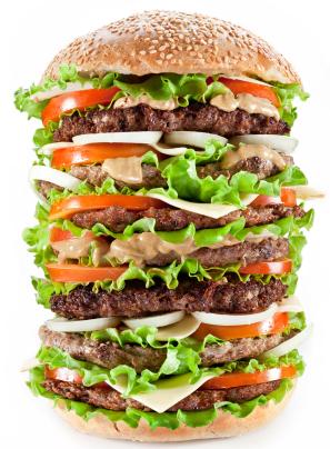 Der Kalorien- und Eiweiß-Verbrauch ist in wohlhabenden Ländern um ein Vielfaches höher als in ärmeren Regionen. (Quelle: © iStocphoto.com/Valentyn Volkov)
