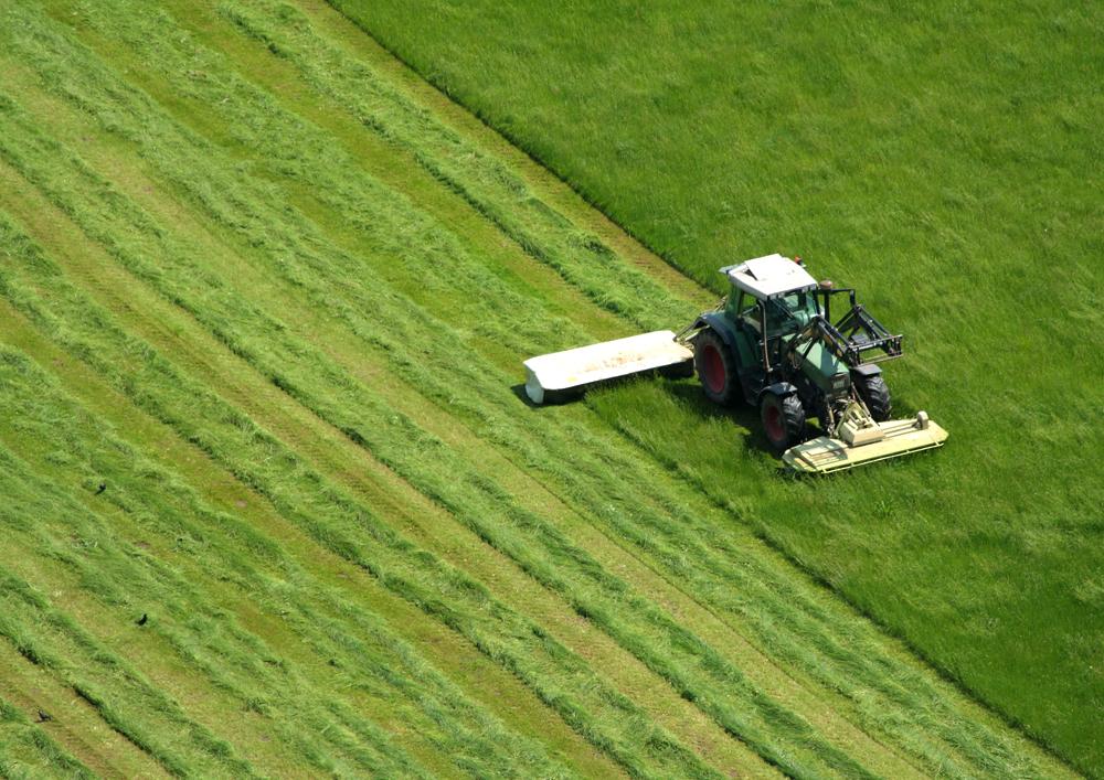 Emissionen aus der Landwirtschaft haben einen großen Einfluß auf den Klimawandel.