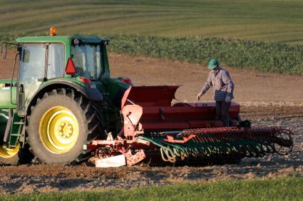 Die Landwirtschaft verbraucht große Mengen Energie und setzt massiv Treibhausgase frei.