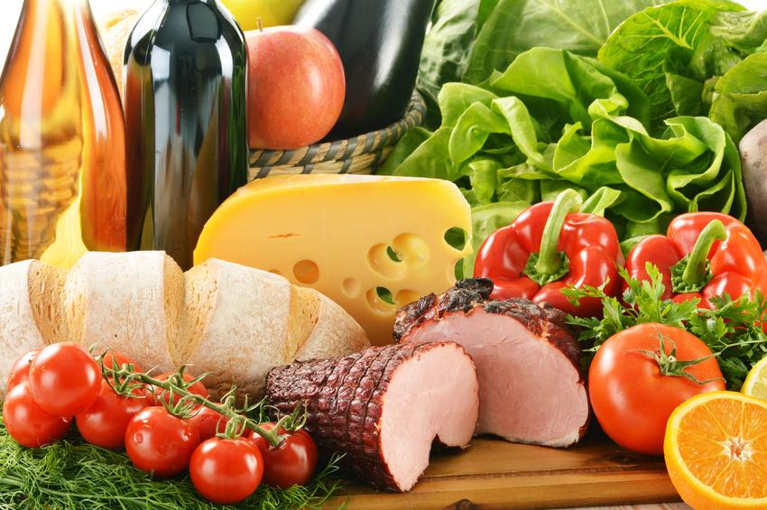 Die verfügbare Menge an Nahrungsmitteln, aber auch die Nachfrage hat sich verändert. (Quelle: © monticellllo - Fotolia.com)