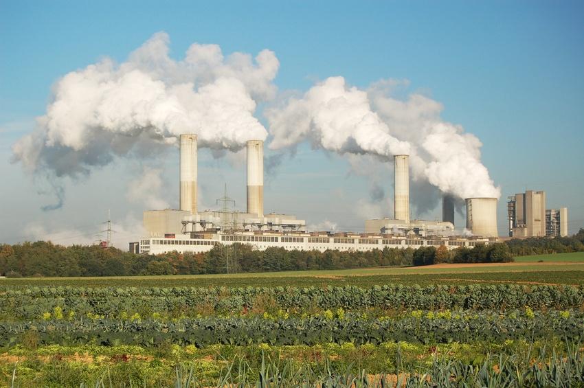 Wie reagieren Pflanzen, wenn sie unter realen landwirtschaftlichen Anbaubedingungen mit einem erhöhten Kohlendioxid(CO2)-Angebot in der Atmosphäre konfrontiert sind? (Quelle: © dd / Fotolia.com)