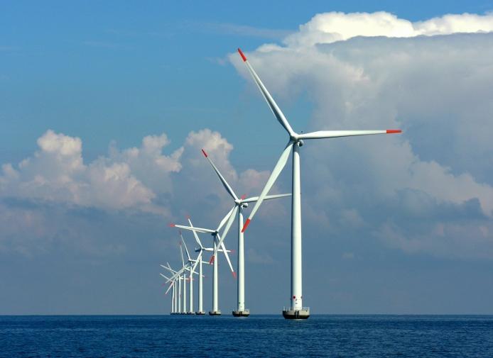 Aufgrund der hohen Stabilität eignen sich die Cellulosefäden auch für die Herstellung biobasierter Materialien für extreme Anforderungen, wie zum Beispiel Rotorblätter von Windkraftanlagen.
