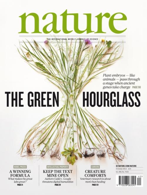Die Titelseite der neuen Ausgabe von