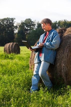 Hightech für die Landwirtschaft. (Quelle: © iStockphoto.com/ Christine Glade)
