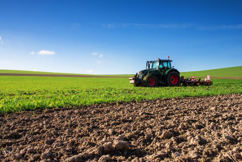 Wie ist der Zustand unserer landwirtschaftlich genutzen Böden? Eine neue Studie gibt darüber Auskunft. (Bildquelle: © Image'in / Fotolia.com)