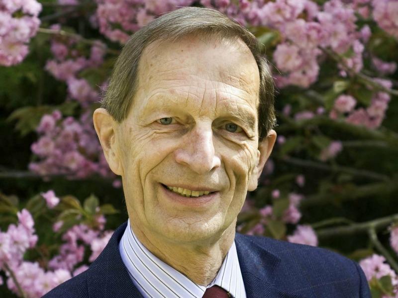 Professor Dr. Ulrich Wobus, ehemaliger Leiter des IPK Gatersleben. (Quelle: © Ulrich Wobus)