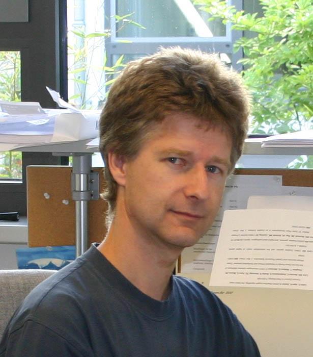 Dr. Patrick Schweizer ist Projektleiter von GABI-PHENOME (Quelle: © Dr. Patrick Schweizer).