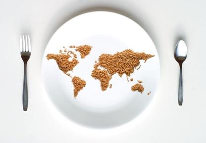 An erster Stelle der Nutzungskaskade steht die Nutzung von Biomasse zur Ernährung der Weltbevölkerung. (Quelle: © Great Divide Photo / Fotolia.com)
