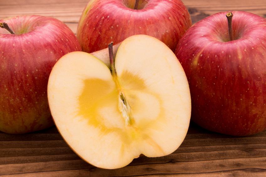 Der Klimawandel hat deutliche Effekte auf den Geschmack und die Konsistenz der Apfelsorte