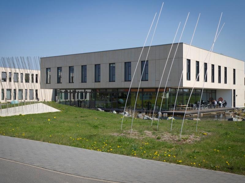 Das Julius-Kühn-Institut für die Sicherheit in der Gentechnik bei Pflanzen hat seinen Hauptsitz in Quedlinburg. (Quelle: © Matthias Arlt)