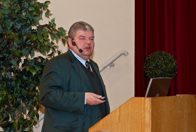 Dietmar Brauer, geschäftsführender Gesellschafter der Norddeutschen Pflanzenzucht Hans-Georg Lembke KG (NPZ). (Quelle: © NPZ)