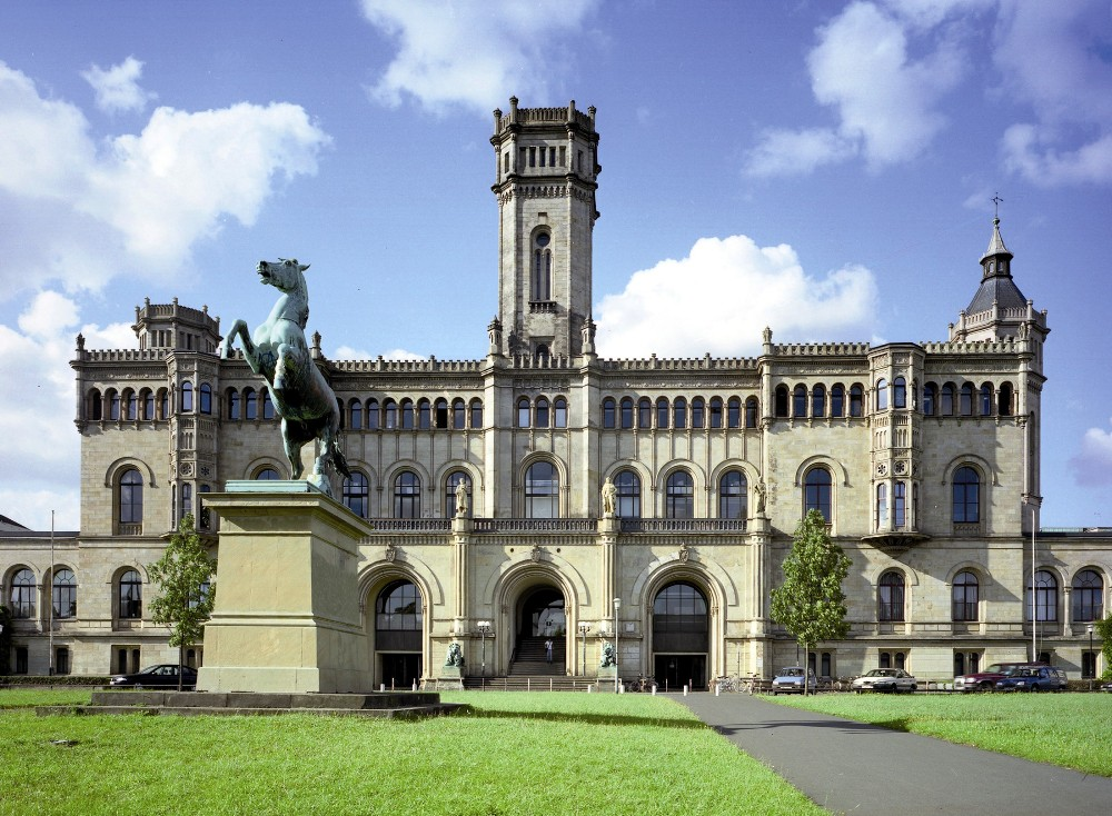 Leibniz Universität Hannover (Bild: © Universität Hannover)