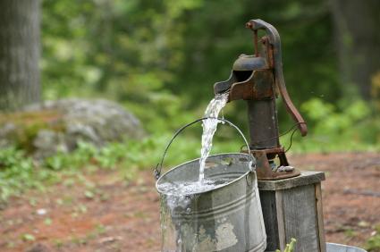 Der Klimawandel wird sich auch auf die Wasserverfügbarkeit auswirken.