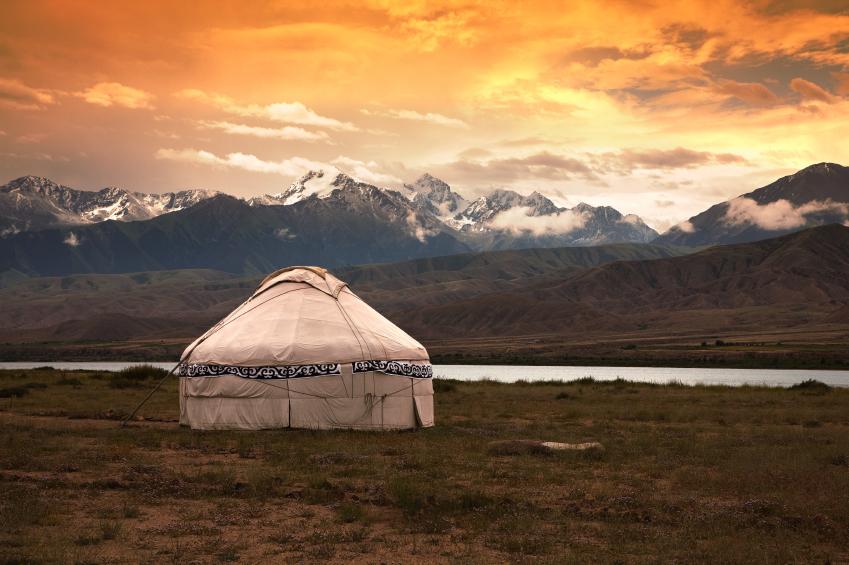 Die kasachische Hochebene bot in der Bronzezeit ideale Bedingungen für den Anbau unterschiedlicher Getreidesorten. (Bildquelle:© iStock.com/ Kesman)