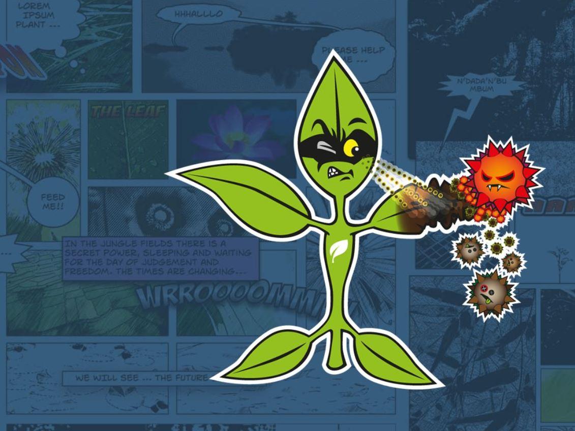 """Pflanzen können Zellen gezielt absterben lassen, wenn diese alt, nutzlos oder krank sind. Oder wenn Gefahr droht. Mehr dazu erfahren Sie auch in unserem Plantainment """"Waffen der Pflanzen"""": Programmierter Zelltod"""